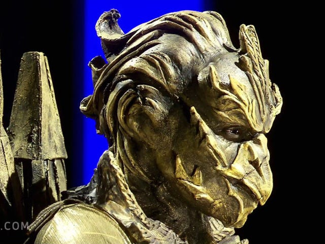 Beware Of Gargoyle Guardians On This Week's Face Off