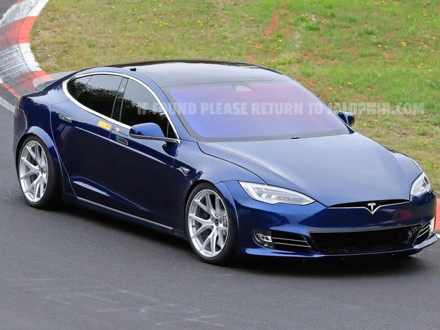 Tesla May Have Already Crushed Porsche's EV Nürburgring Time