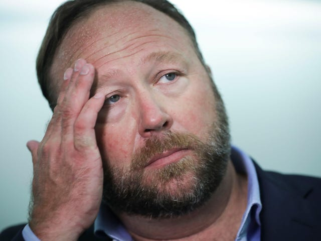 Google Boots InfoWars App Off Play Store Over Bogus Coronavirus Claims