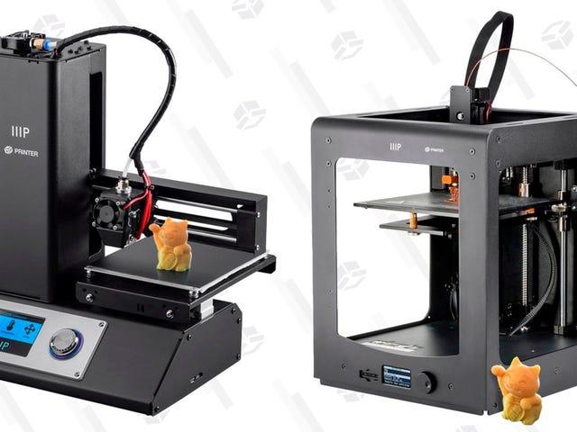 Make 3D Printing Your Next Hobby Starting at $175