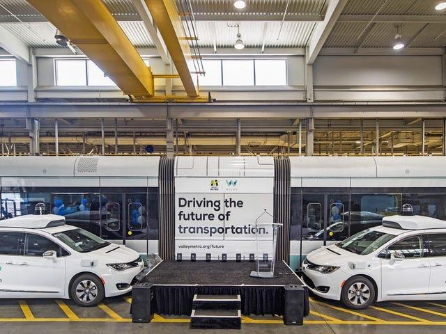 Síguenos: Google obtuvo un permiso de California para comenzar a probar automóviles autónomos sin un conductor de seguridad