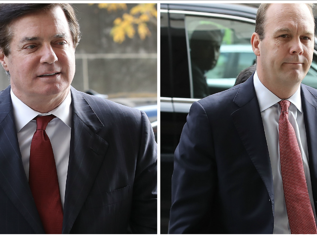 Special Counsel Mueller Files New Charges of Money Laundering Against Paul Manafort and Rick Gates