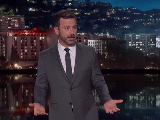 Jimmy Kimmel Apologizes For Saying All Kids Should Have Health Care
