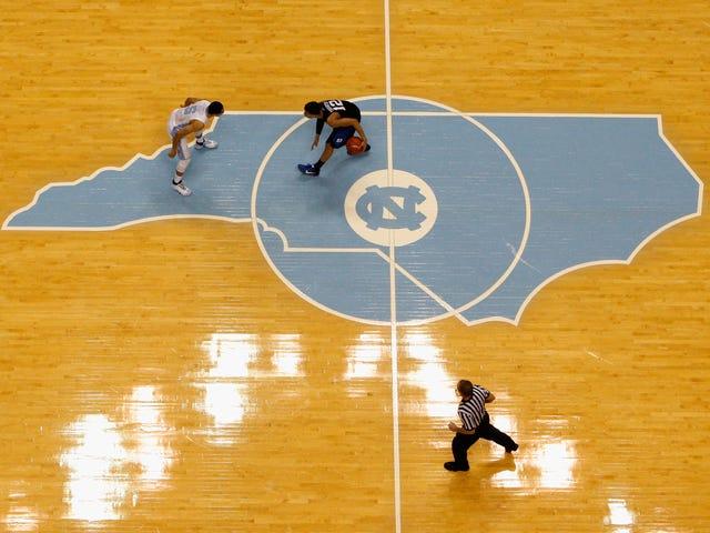 UNC-respons på NCAA-påstander: Hold til sport