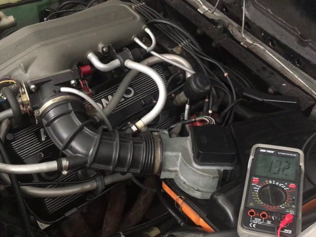 Help me diagnose a misfire and stall - Bosch ignition specialists if you're out there