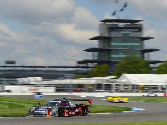Liên lục địa GT và Đội thách thức thế giới để đưa xe đua thể thao trở lại Indianapolis