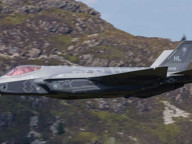 F-35: Spring Tour Bulgaria, Estonia, England, and Wales.