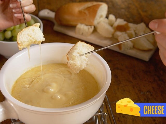 Bring back fondue dinner parties, the most maligned of cheese experiences