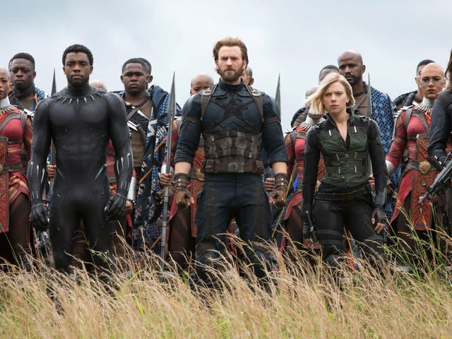 Catch Up Before Endgame With a Huge Sale On Marvel Movies