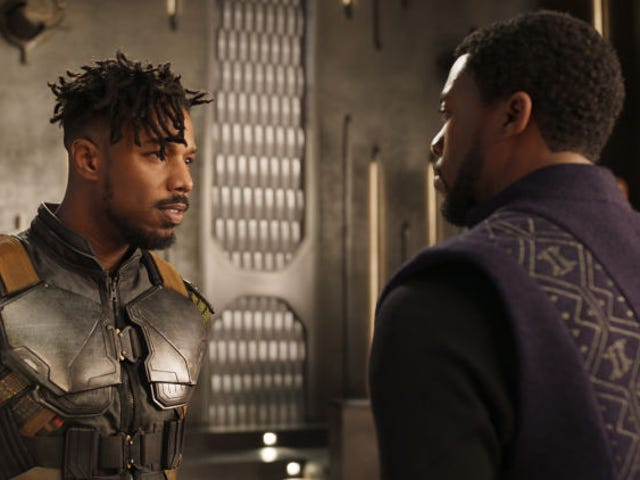 Ryan Coogler Reveals What Happened to Killmonger's Mother in Black Panther Extra