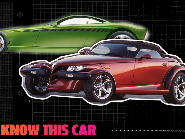 The '90s Gave Us A Not So Hot Rod