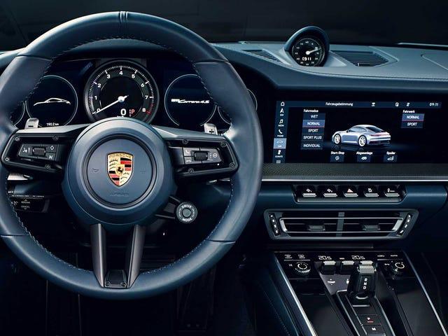Aqui está o que há de novo e impressionante dentro do 2020 Porsche 911