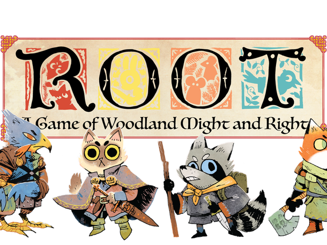 TAY Board Game Night: Root!