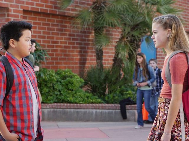 Fresh Off The Boat faces our worst fears: platonic friendship between genders