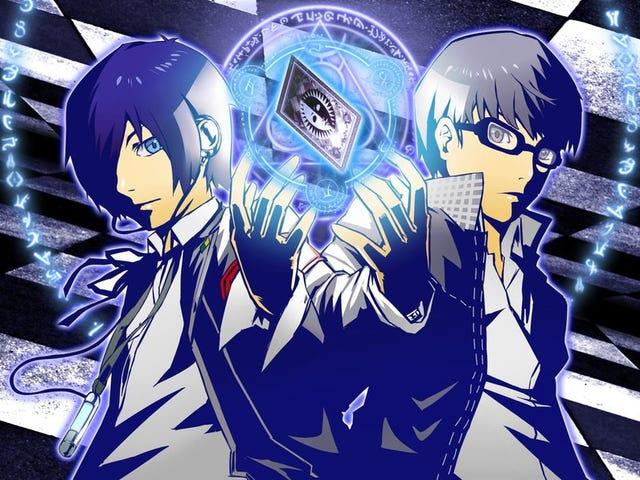Persona 3 and Persona 4 - A Comparison