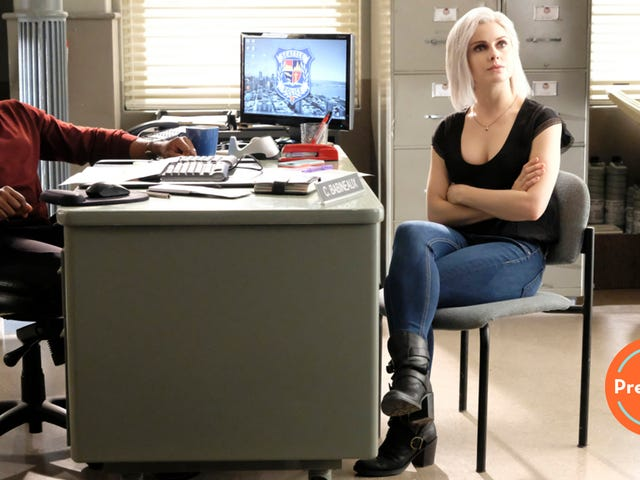 iZombie returns for its final season, not with a figurative bang but instead with… no brain?