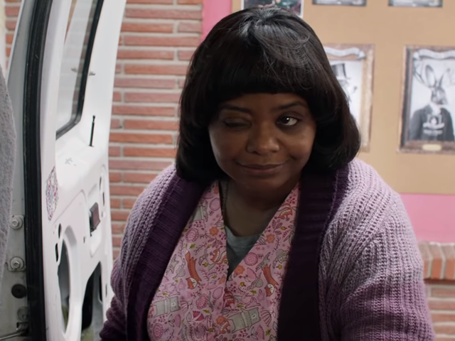 Wanna Watch Octavia Spencer Terrorize Some Small Town Teens?