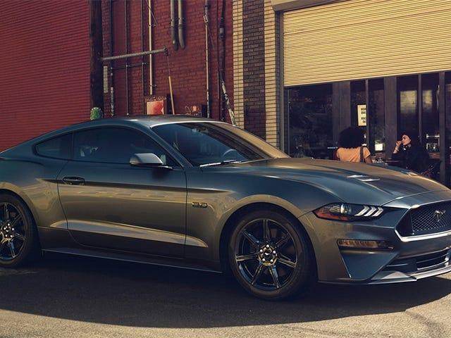 Δυστυχώς που «διαρρέει» το 2018 Mustang Bullitt αυτοκόλλητο παράθυρο δεν είναι πραγματικό (Ενημέρωση)