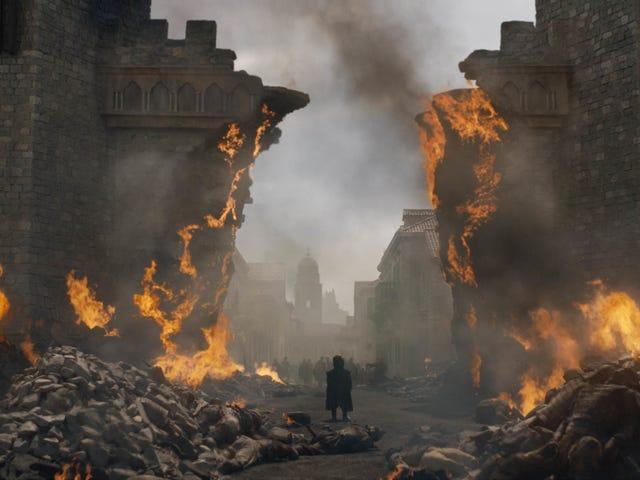 Вот как Game Of Thrones раз и навсегда уничтожил King's Landing
