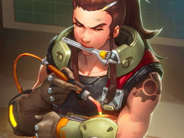The Internet Reacts To Brigitte, Overwatch's New Hero
