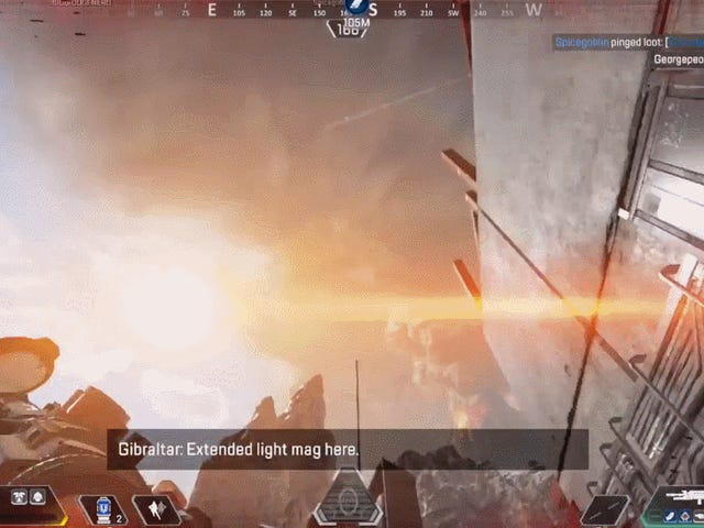 Apex Legends Players Are Trying To Figure Out Lights In The Game's Sky