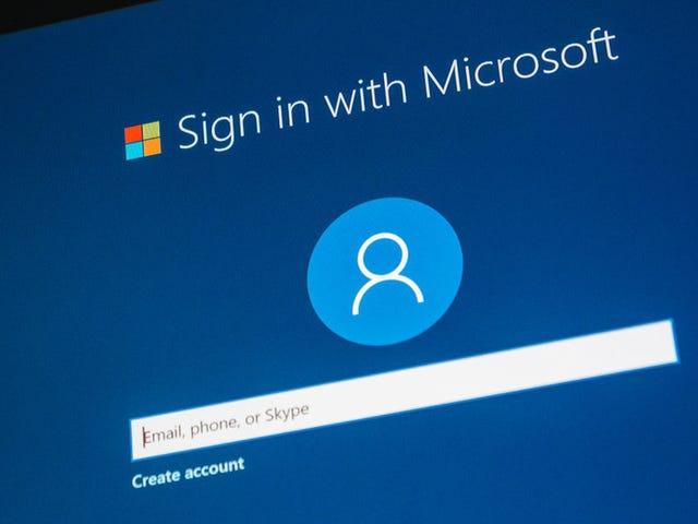 Hacked Windows 10 Themes Can Swipe Your Microsoft Login