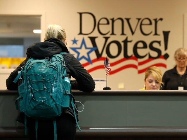 Bummer: Οι ψηφοφόροι του Ντένβερ απορρίπτουν το μέτρο αποποινικοποίησης του μανιταριού