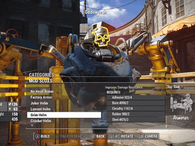 <i>Fallout 4</i>プレイヤーがCodsworthを新しいDLCのモンスターに変えている