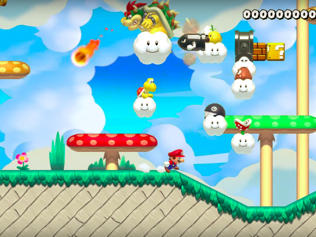 Week In Games: Let's Go Make Another Mario