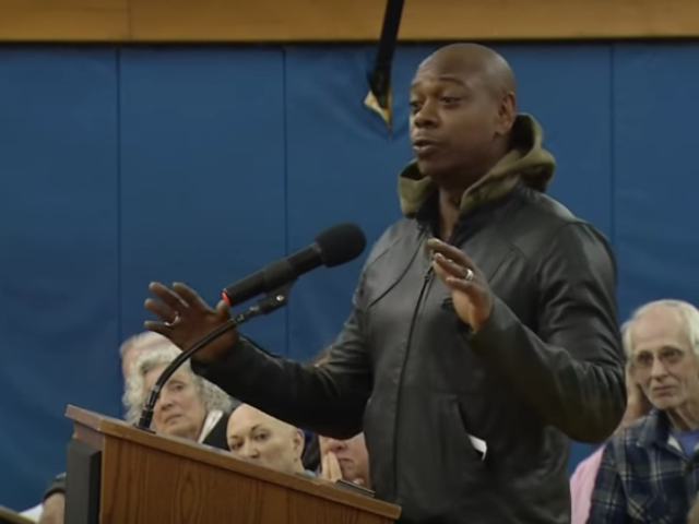 Dave Chappelle on Police Violence: 'We're Being Policed by What Feels Like an Alien Force'