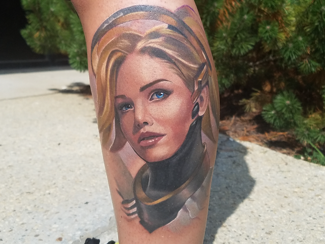 11 Fans Who Love <i>Overwatch </i>So Much, They Got Tattoos