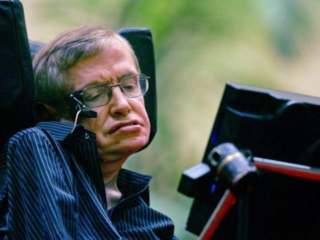 Stephen Hawking explica por qué cree que dios no existe en el último libro que publicó antes de morir