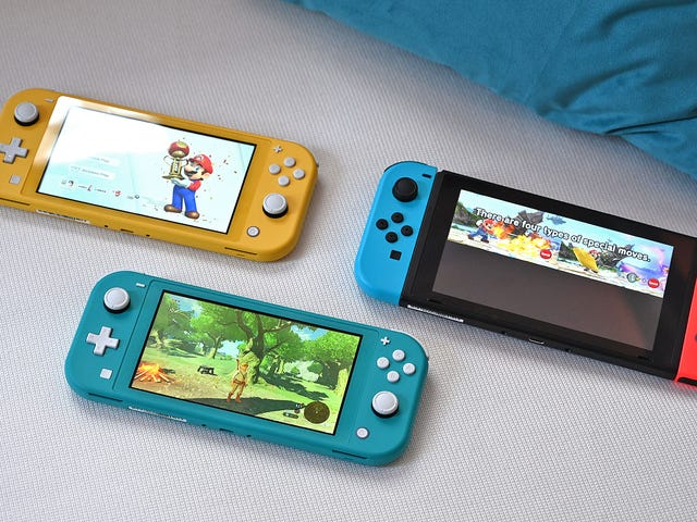 It Looks Like Nintendo Is Working On a New Switch for 2021