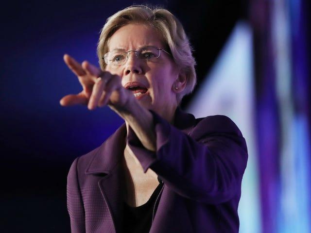 Les nouvelles publicités Facebook de Warren font de fausses déclarations - et c'est tout le problème