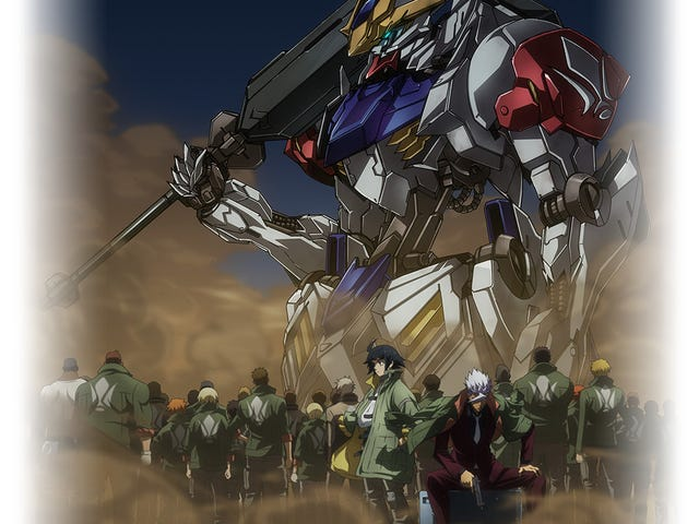 Gundam: Iron-Blooded Orphans Sæson 2 kommer i oktober!