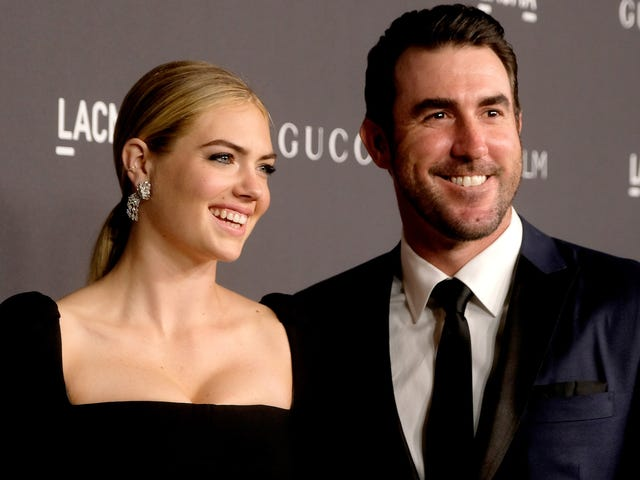 Kate Upton On Cy Young Vote: I Thought I Was The Only One Allowed To Fuck Justin Verlander