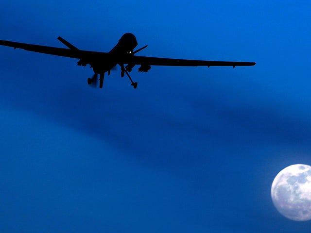 特朗普取消了无人机打击报告平民死亡的政策