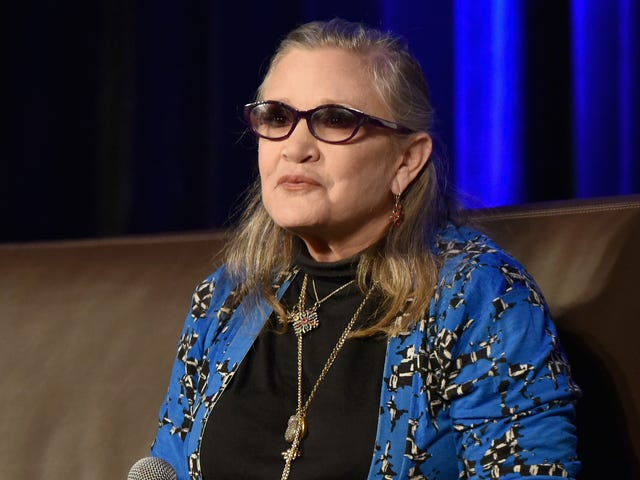 Carrie Fisher Had Cocaine, Heroin, MDMA in Her System When She Died