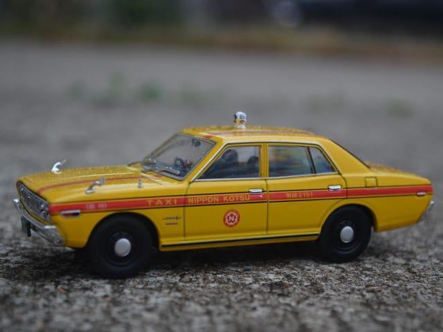 Miércoles de trabajo: ¡Taxi!