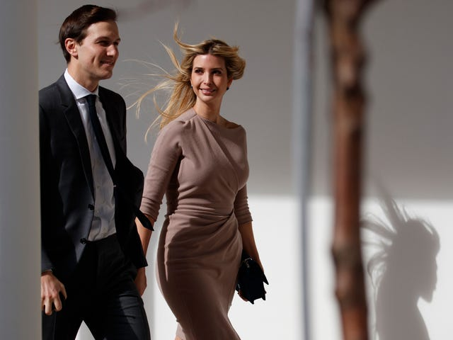 Jared and Ivanka Thought 'Planned Parenthood Discontinues Abortion Services' Would Be a Great Headline