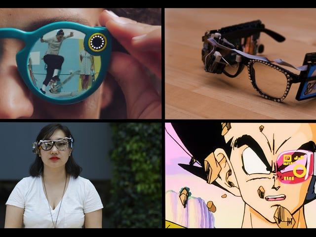 Comment la science-fiction a ruiné les lunettes intelligentes
