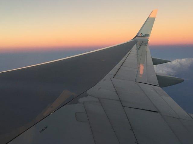 Lucha contra la ansiedad de volar con esta técnica de respiración simple