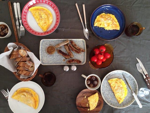 Δεύτερο πρωινό