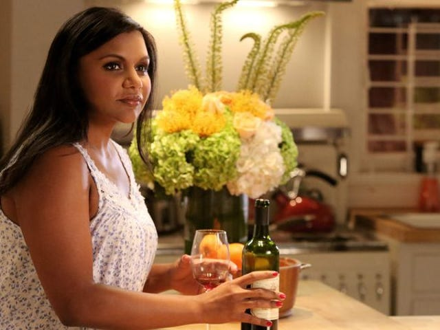 The Mindy Project subverts the rom-com paradigm by trashing its love triangle