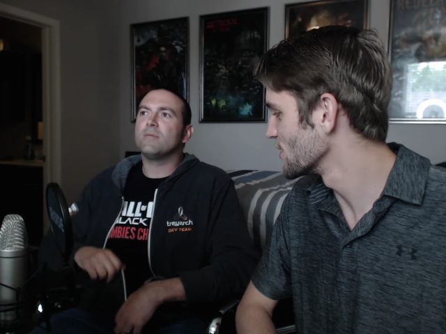 Call Of Duty Zombies Chronicles Announced A Few Feet From YouTuber's Bathroom