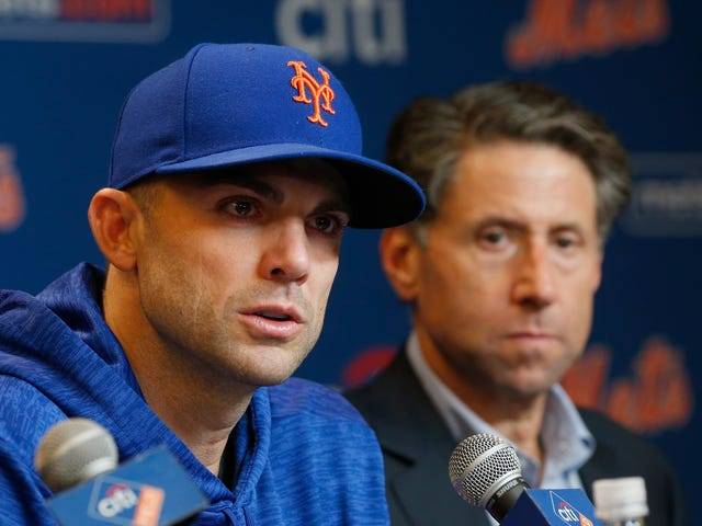 The Mets Are Somehow Screwing Up David Wright's Farewell
