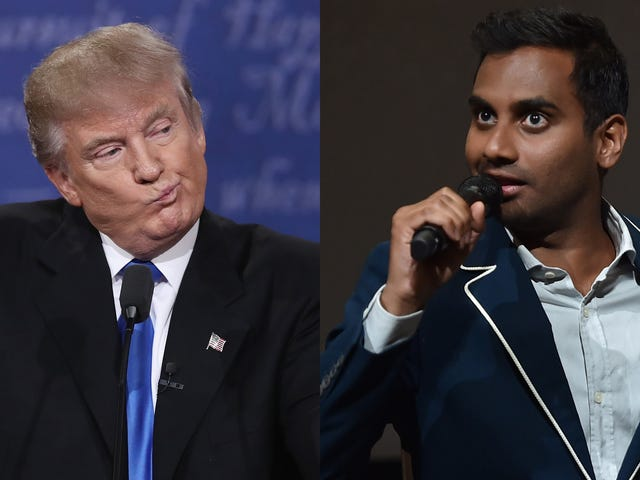Aziz Ansari and Shitholes: Men Understand Consent Like White America Understands Racism