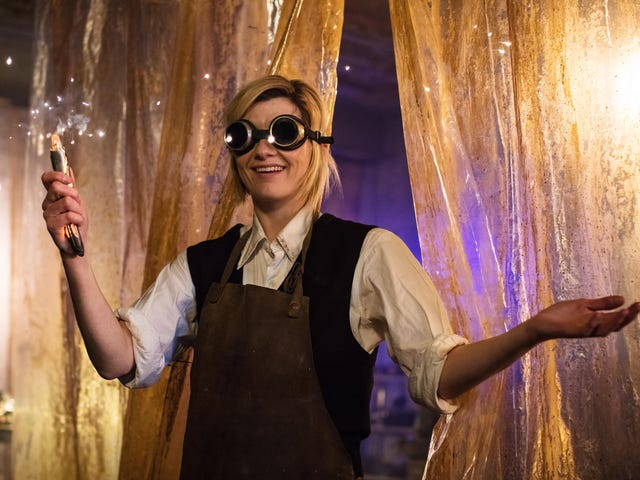 Jodie Whittaker's Doctor Who debut hita 10-year ratings high for the show