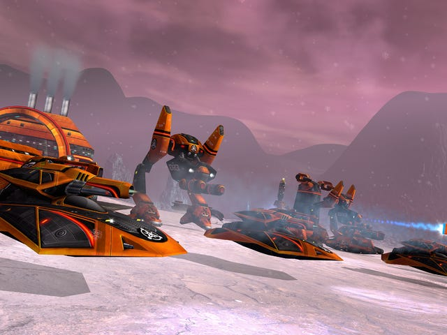 विद्रोह Remacking है <i>Battlezone II: Combat Commander</i>