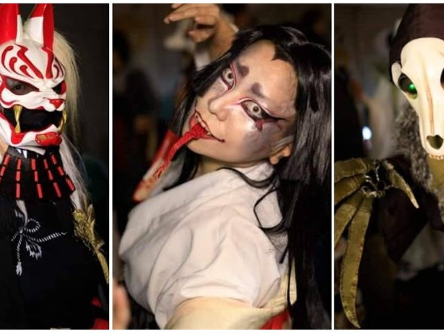 如果您十月访问京都,请查看此怪异游行